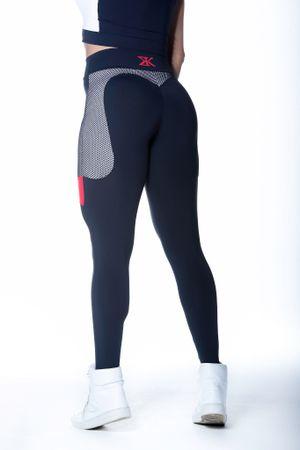 calca-legging-fitness-break-rules-preta-com-branco-vermelho-tela-poliamida-bulking-3
