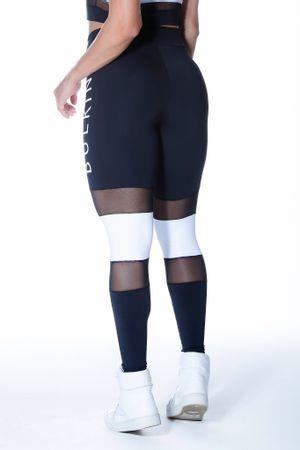 calca-legging-shine-branca-com-preto-tule-bulking-3