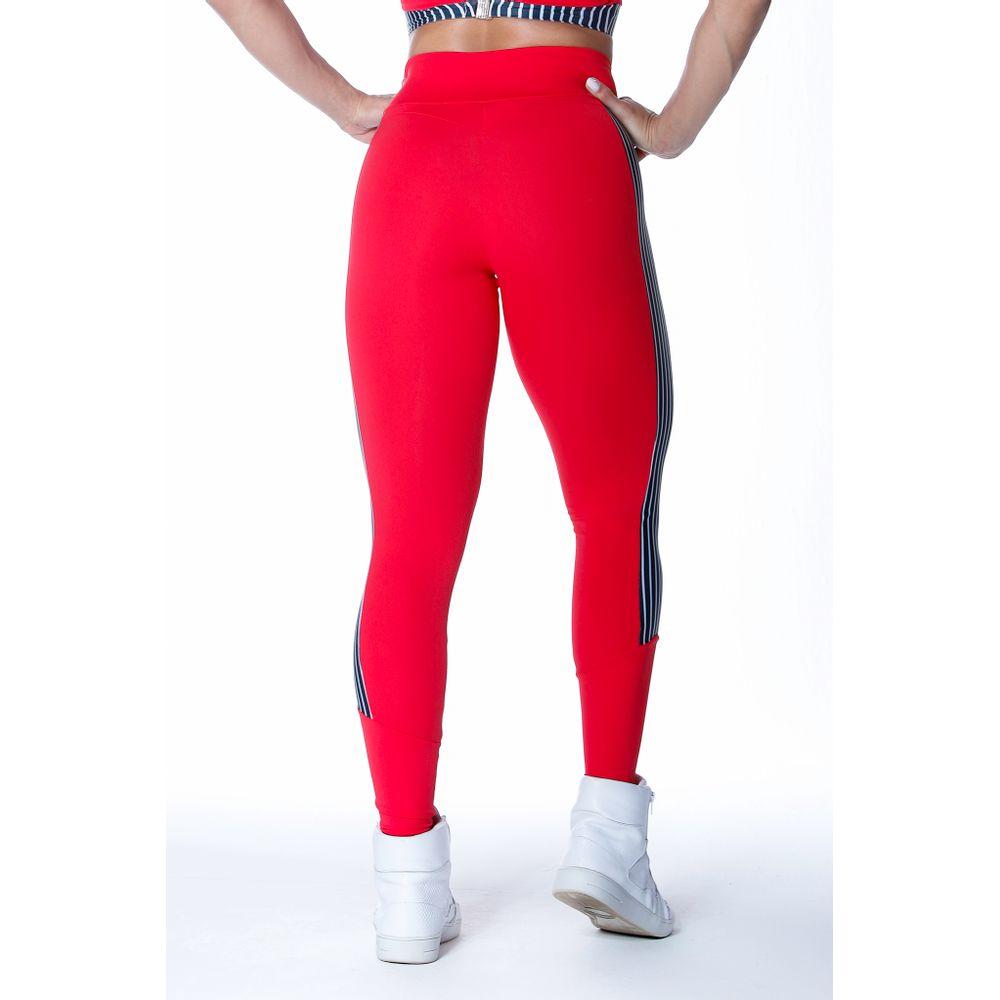 calca-legging-fitness-vermelha-striped-listras-poliamida-bulking-3