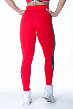 calca-legging-fitness-vermelha-striped-listras-poliamida-bulking-3