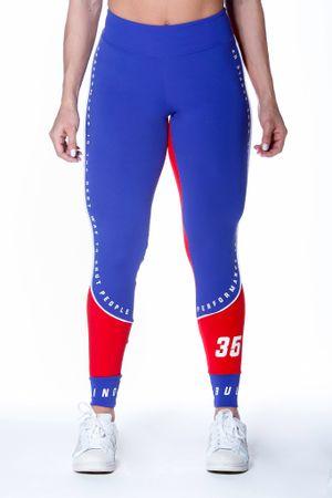 calca-leggingl-college-number-fitness-academia-azul-vermelho-poliamida-bulking-2