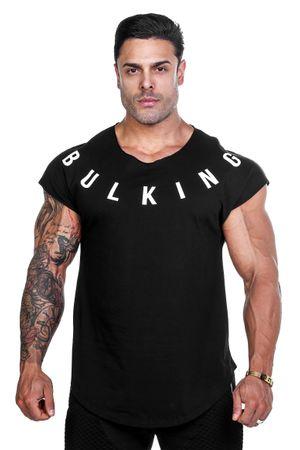 camiseta-masculina-preta-algodao-red-code-bulking-costas-frente