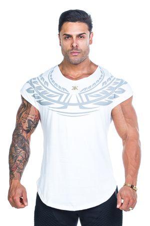 camiseta-masculina-algodao-branca-white-empire-frente