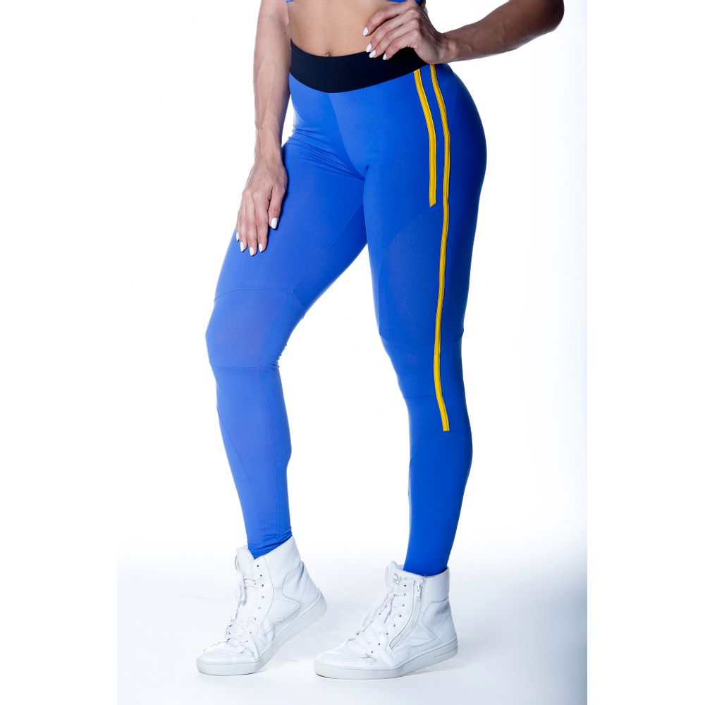 calca-legging-fitness-forward-azul-frente