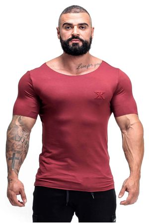 camiseta-freedom-bordo-bulking-frente