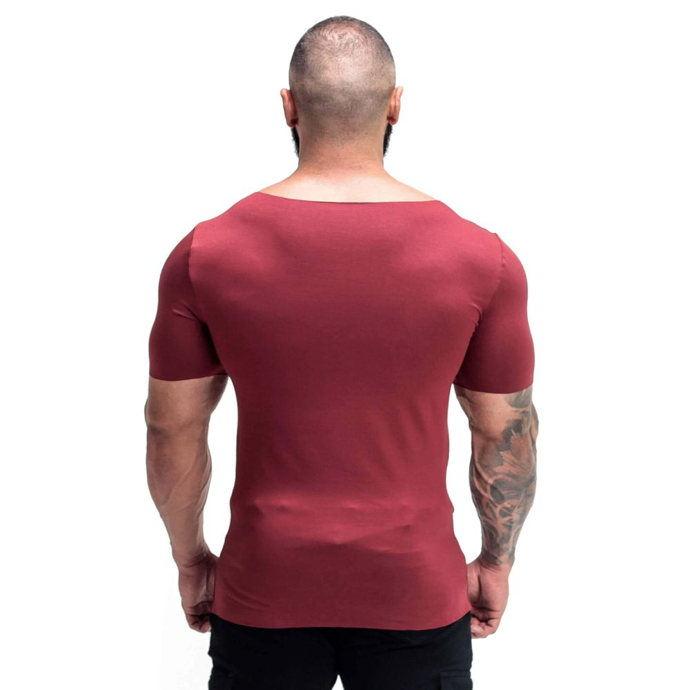 camiseta-freedom-bordo-bulking-costas